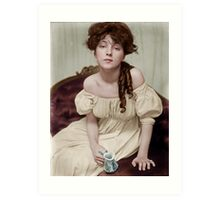 Miss Evelyn Nesbit, N.Y, 1903 Art Print