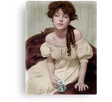 Miss Evelyn Nesbit, N.Y, 1903 Canvas Print