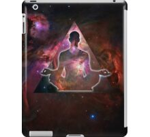 Deep Meditation #2 iPad Case/Skin
