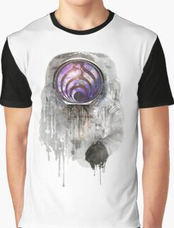astronout bass head Graphic T-Shirt