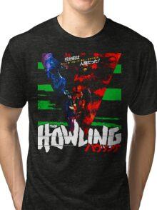 Beyond anything human. Tri-blend T-Shirt