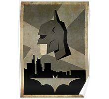 Batman Alternative Poster Poster