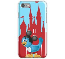 Huggybird Mouse iPhone Case/Skin