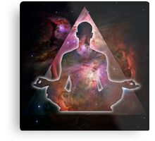 Deep Meditation #2 Metal Print