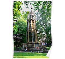 War Memorial - York Poster