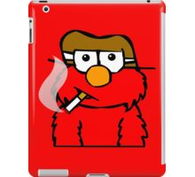Elmo Smoking iPad Case/Skin