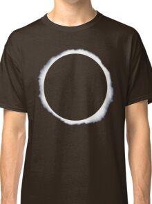 Danisnotonfire circle eclipse Black Only Classic T-Shirt