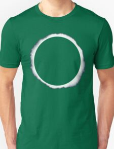 Danisnotonfire circle eclipse Black Only Unisex T-Shirt