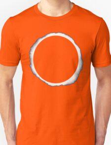Danisnotonfire circle eclipse Black Only Unisex T-Shirt