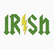 Irish Lightning Kids Tee