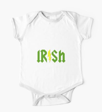 Irish Lightning One Piece - Short Sleeve