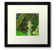 Trailing Ivy Framed Print