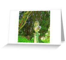 Trailing Ivy Greeting Card
