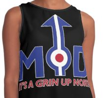 Northern Mods - It's a grin up North Contrast Tank