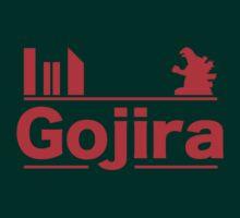 GOJIRA! by Shod-Tee