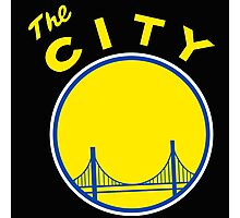 Golden_State_Warriors_Retro Photographic Print