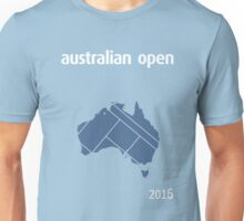 Australian Open 2016 Unisex T-Shirt
