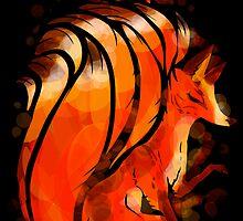 Fox Fire by Aki Ta
