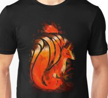 Fox Fire Unisex T-Shirt