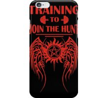 Jensen Ackles - Training To Join The Hunt iPhone Case/Skin