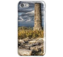 Waterloo Monument near New Abbey, Dumfries and Galloway Scotland Photo iPhone Case/Skin