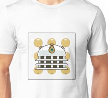 Imperial Dalek - Remembrance of the Daleks Unisex T-Shirt