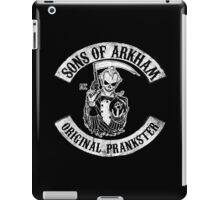 Sons Of Arkham iPad Case/Skin