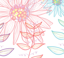 Dainty Garden Sticker