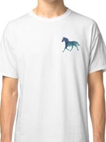 Blue Horse Spirit Animal  Classic T-Shirt