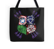 Avengers Crest Tote Bag