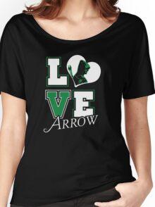 Love Arrow.  Women's Relaxed Fit T-Shirt