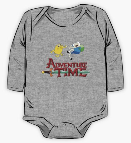 adventure time high One Piece - Long Sleeve