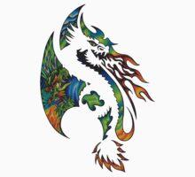 Dragon fire Kids Tee