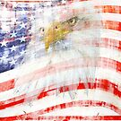 USA Proud by Ginny Luttrell