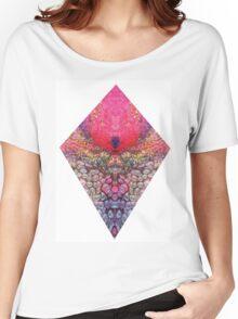 Voix Lactée. Women's Relaxed Fit T-Shirt