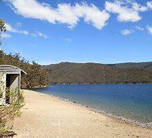 Snowy Mountains Scheme Dam Dunny, via Tumut NSW by RedNomadOZ