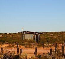 Dunny at Little Lagoon via Denham, Western Australia by RedNomadOZ