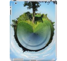 PLANET LICHFIELD A RURAL IDYLL iPad Case/Skin