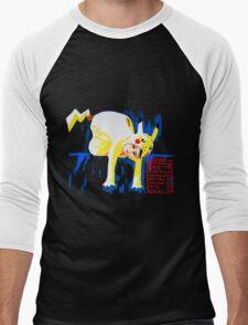 Characterized Men's Baseball ¾ T-Shirt