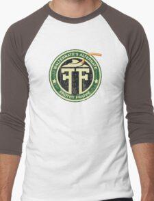 Walternate's Alternate Fringe Frappé Men's Baseball ¾ T-Shirt