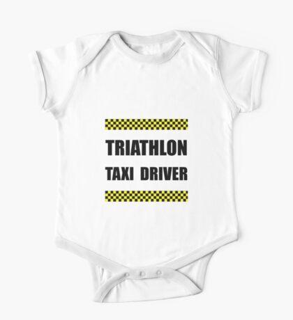 Triathlon Taxi Driver One Piece - Short Sleeve