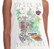 Spice up your Life Contrast Tank