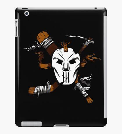 Masked Chaos iPad Case/Skin