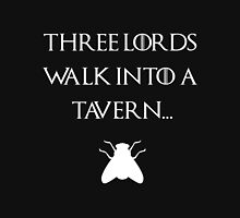 Three lords walk into a tavern Unisex T-Shirt