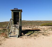 Dunny at Point Quobba, Western Australia by RedNomadOZ