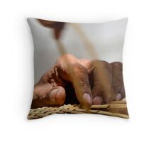 Weaver Throw Pillow