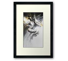 Psionic Framed Print