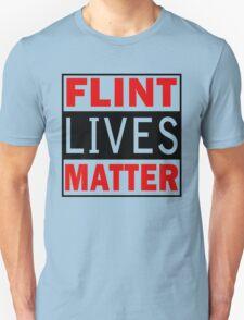 Flint Lives Matter Unisex T-Shirt