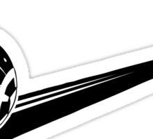 BB-SHWOOSH Sticker