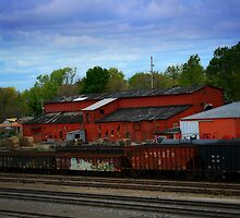 On The Other Side Of The Tracks by Lenawilhite